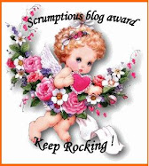Scrumptious Blog