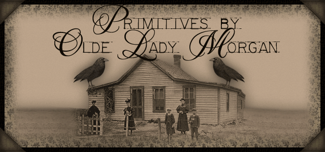 primitives by olde lady morgan