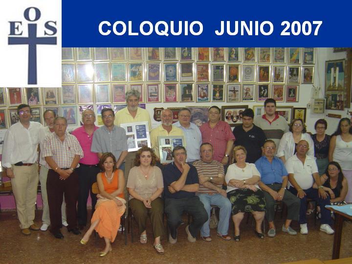 COLOQUIO JUNIO 2007