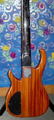 Modified Modulus Bass, Rear View
