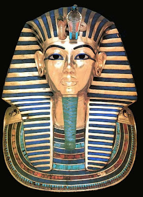 King Tut Funeral Mask