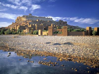 Ait Benhaddou, High Atlas, Morocco