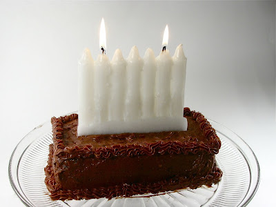 Binary Candles