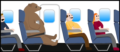 Bears Love Emergency Exit Rows