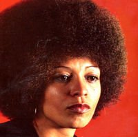 Famous African American Sexy Women and video Angela Davis