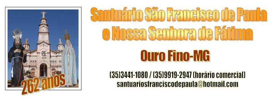 Santuário São Francisco de Paula e Nossa Senhora de Fátima