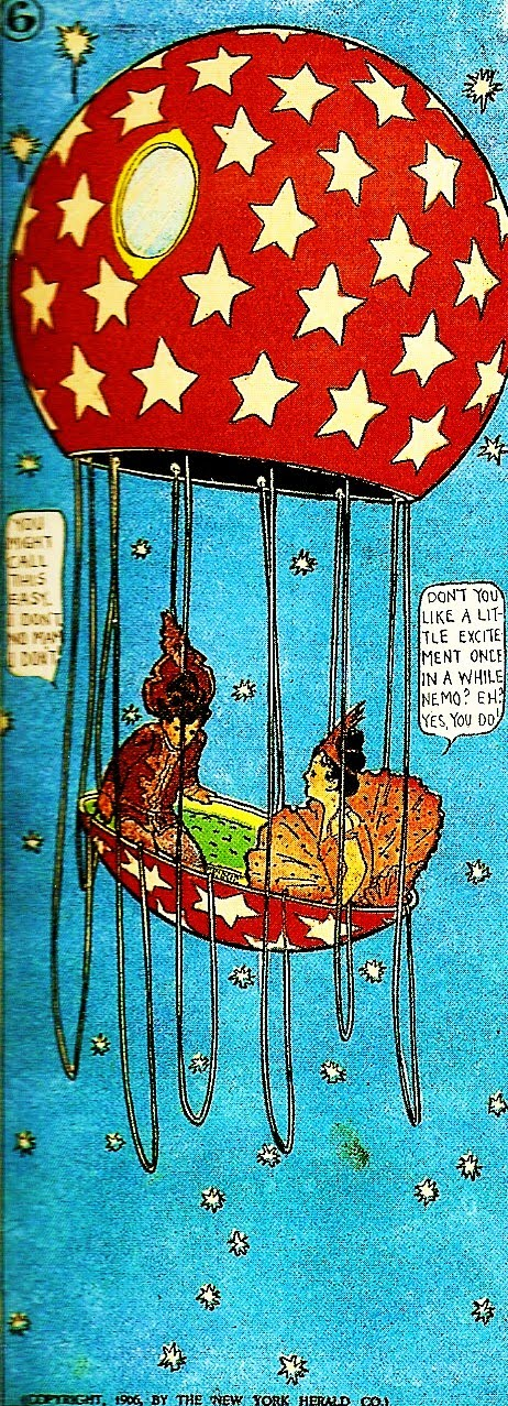 winsor mccay little nemo in slumberland. Little Nemo in Slumberland
