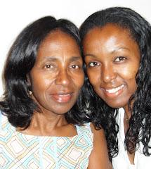 Mãe e filha - Mãos Criativas