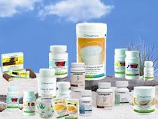 Produtos HERBALIFE para Nutrição Interna e Externa