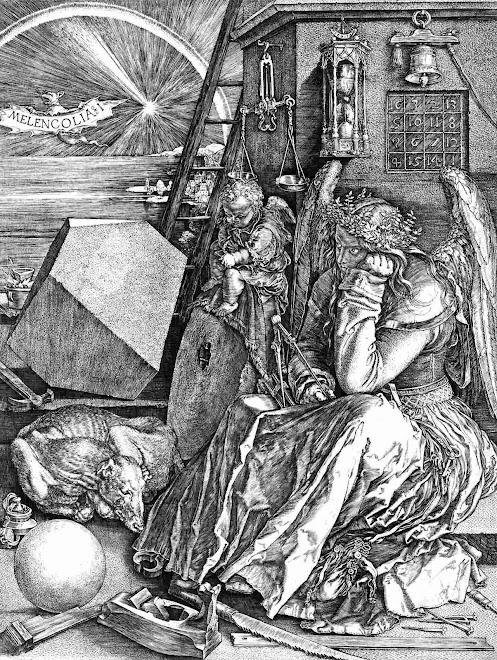 Melencolia I ~ Albrecht Dürer