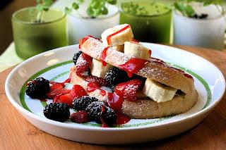 banana berry stufle pic