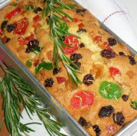 Christmas Rosemary Cake pic