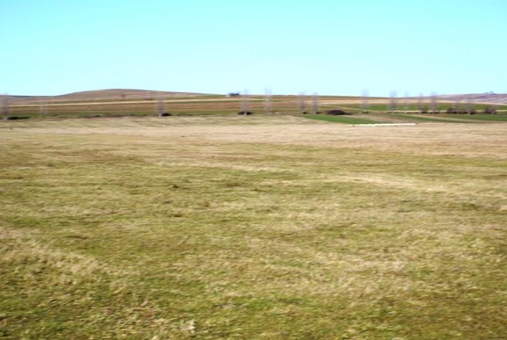 Punct arheologic la Cazarmi - Rogova