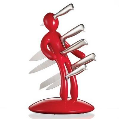 Woot Finger Tips Woot Cool Knife Block Design