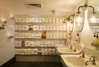 Bathroom Storage on The Stepford Mommy Decorates