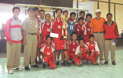 Tim  Futsal SMP N 22 Semarang