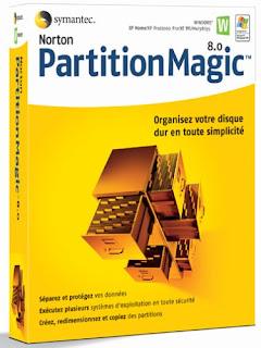 Partition Magic 8 [Crea particiones de tu disco duro] PARTITION+MAGIC