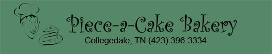 Piece-a-Cake Bakery