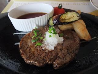 ベーカリーレストランサンマルク 高槻店の和風ステーキ
