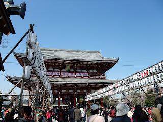 淺草寺の門