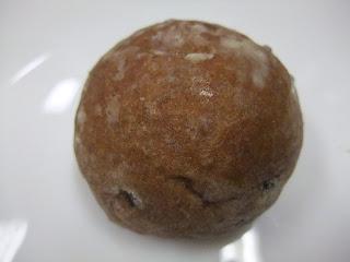 ブランジュリ タケウチのチョコのブリオッシュ