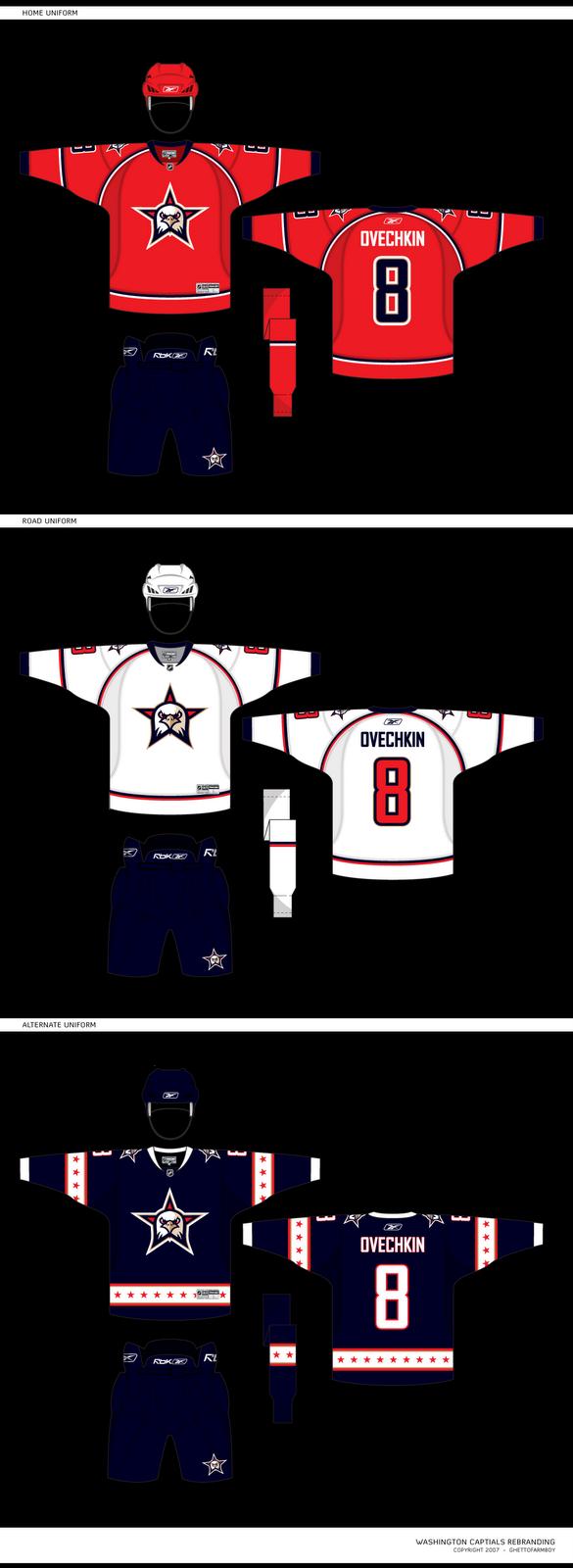The Washington Times Washington_Capitals_Uniforms