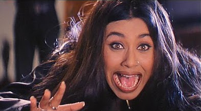 Rani Mukherji wore a nose ring in Bichhoo