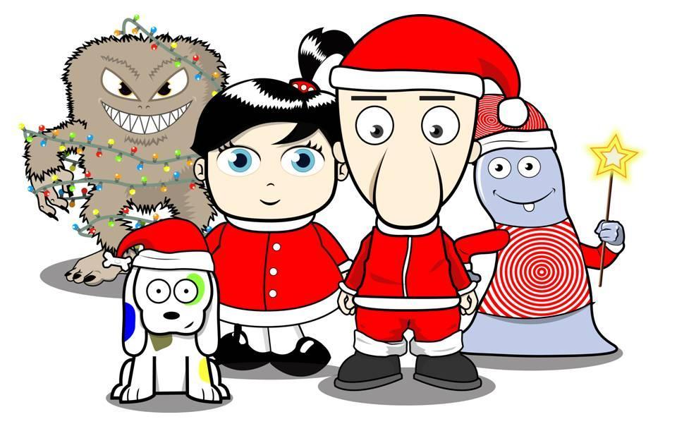 Fiestas de Navidad para niños