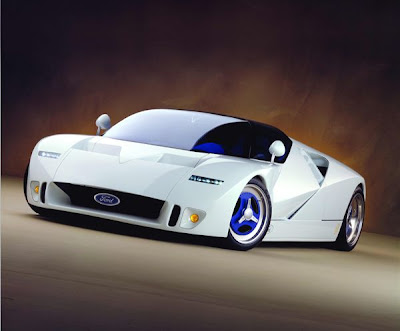 Ford Gt90 Concept Car. The incredible concept car