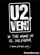 U2 para El Salvador