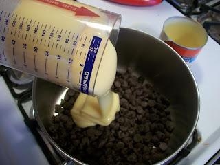 how to make evaporated milk into regular milk