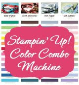 Stampin' Up! Color Combos