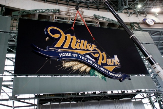 their new scoreboard to 2011