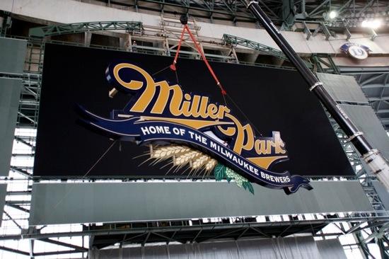 their new scoreboard to 2011