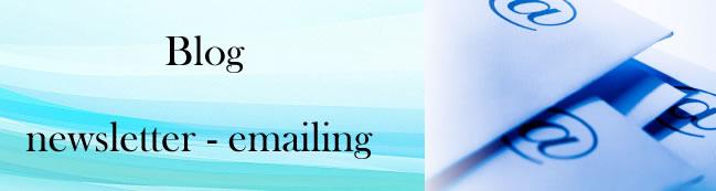 Blog d'infos sur les newsletter et l'emailing