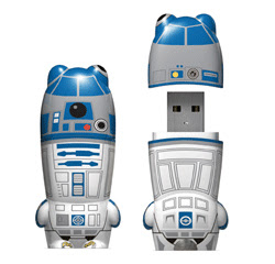 Star wars usb flash drive R2-D2