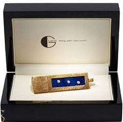 Adamant  Golden USB flash drive