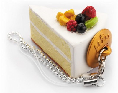 Fruit Plate Cake USB flash drive