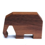Wooden animals USB thumb drive