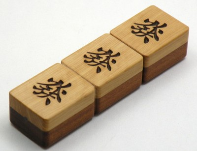 Mahjong  USB thumb drive