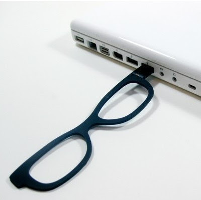 Four Eyes USB flash drive