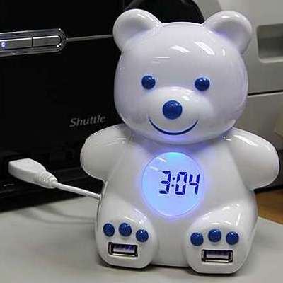 Teddy Bear USB hub