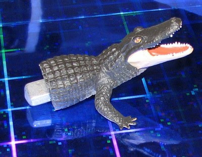 Gator USB flash drive