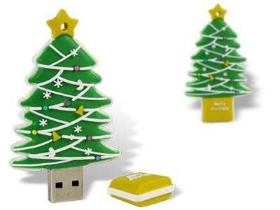 Tree USB flash drive