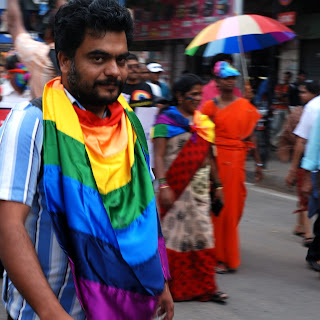 Bangalore Gay Pride Parade By lighttripper on flickr