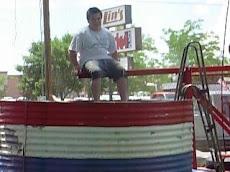 Dunk tank a rama