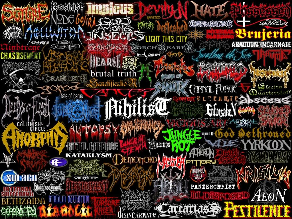 technical brutal death trusht metal