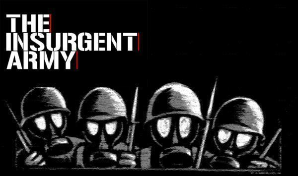 the insurgent army