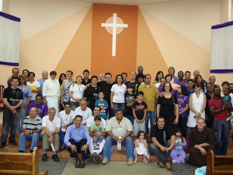 MISSA DIOCESANA DA PASTORAL DA SOBRIEDADE