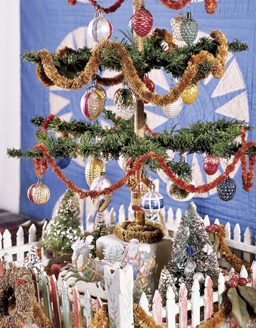 VINTAGE CHRISTMAS DECORATIONS!!! - mthollywood